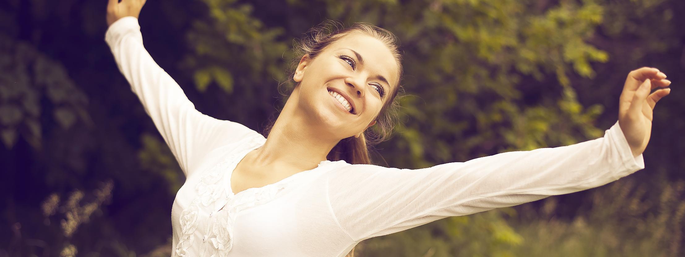 Dobre samopoczucie sposobem na życie w harmonii z samym sobą